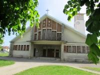Eglise St Joseph de face